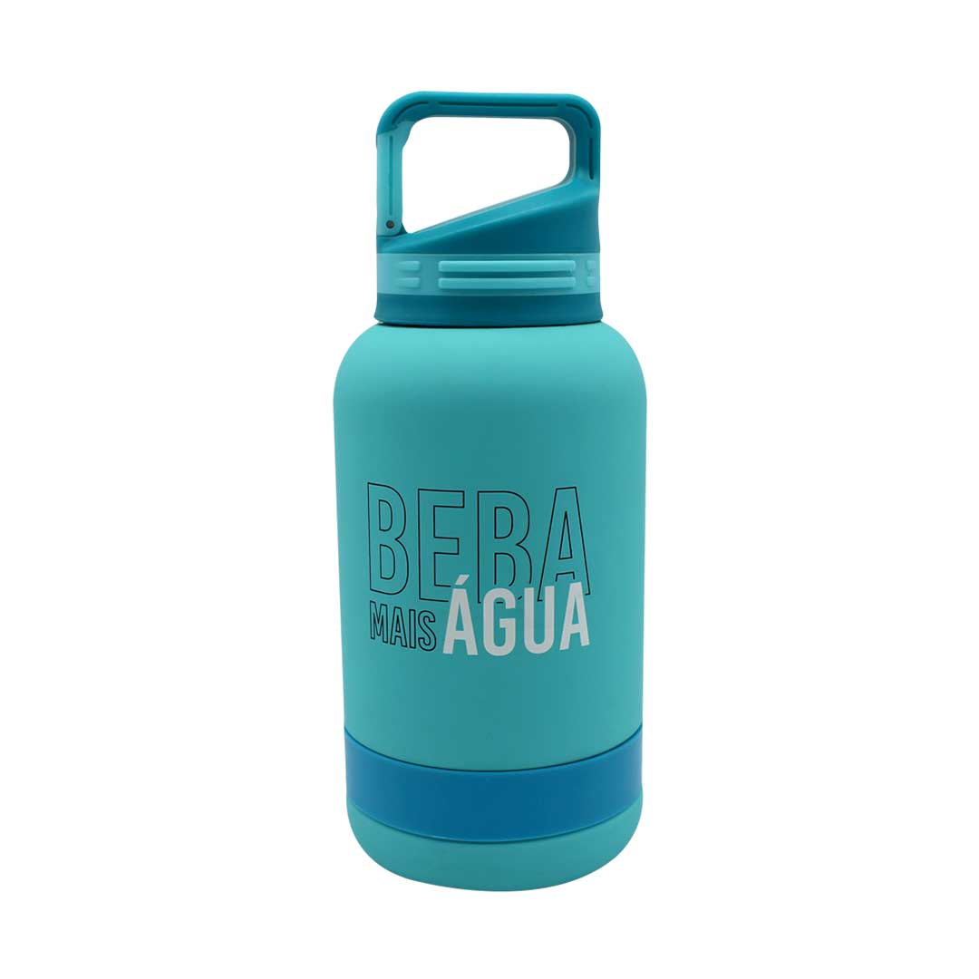 Garrafa Mosquetão - Beba Água
