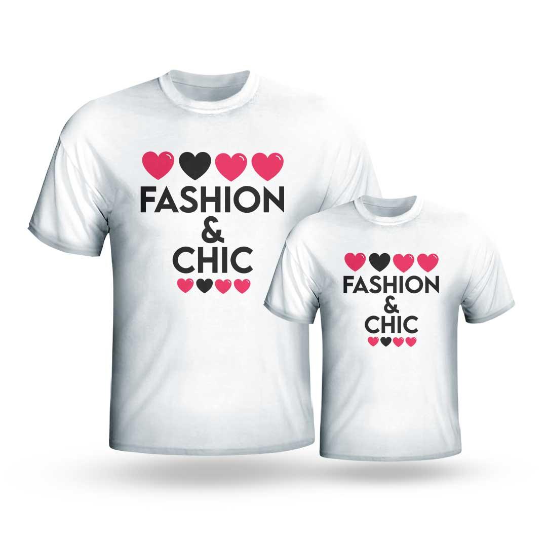 Kit Camisas - Fashion & Chic