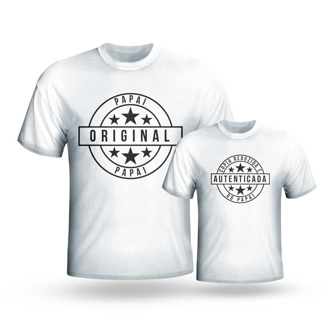 Kit Camisas - Original e Cópia Autenticada