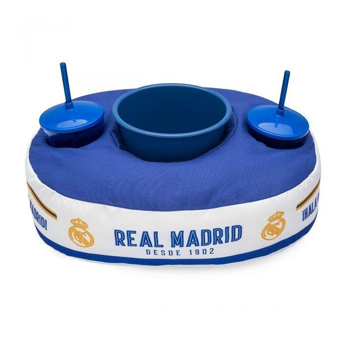 Kit Pipoca Duplo Real Madrid