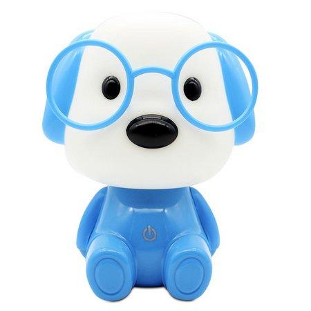 Luminária - Cachorro Azul