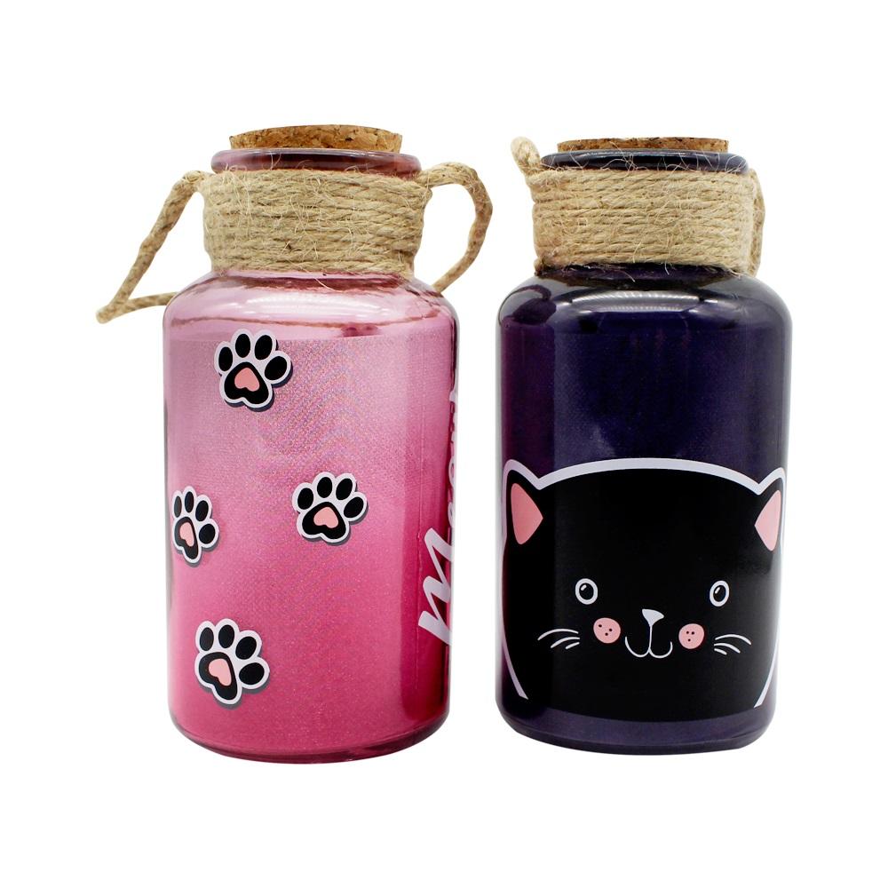 Luminária de Pote - Meow