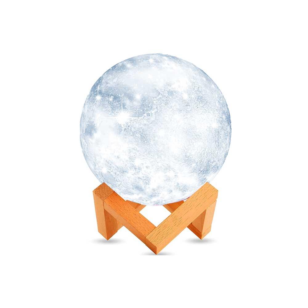 Luminária Touch Lua