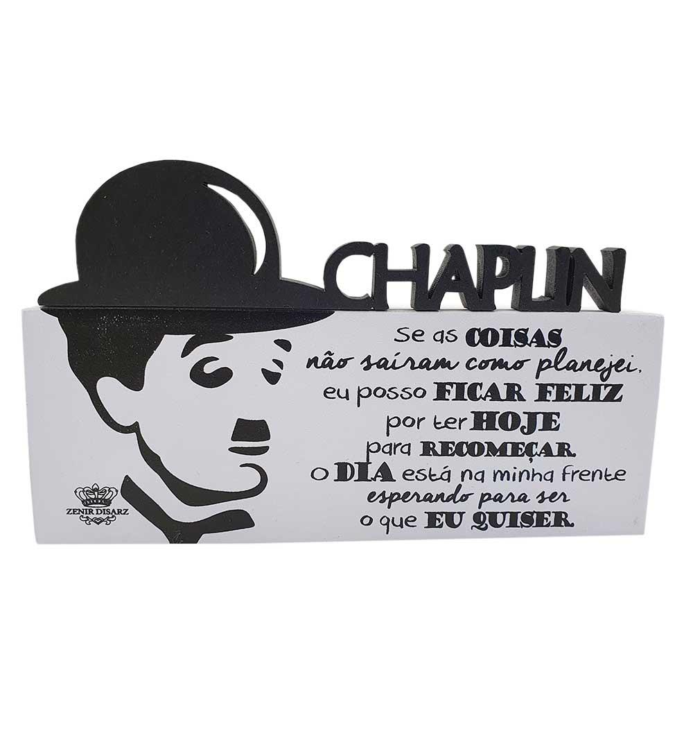 Madeirinha - Charles Chaplin