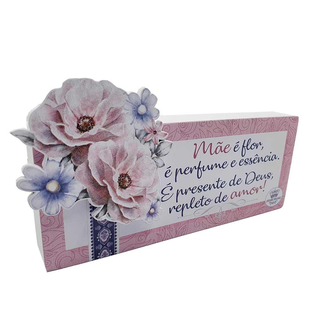 Madeirinha -  Mãe é Flor