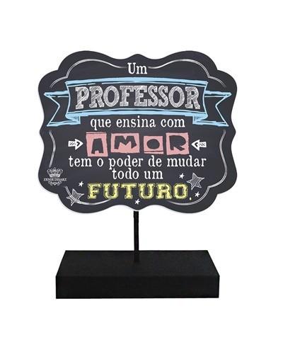 Madeirinha Recado Professor