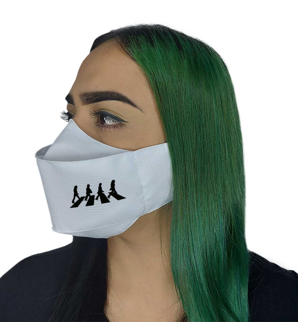 Máscara 3D - Banda
