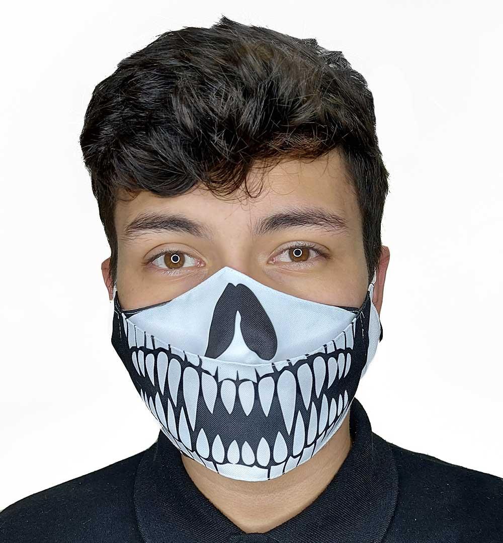 Máscara 3D Caveira II