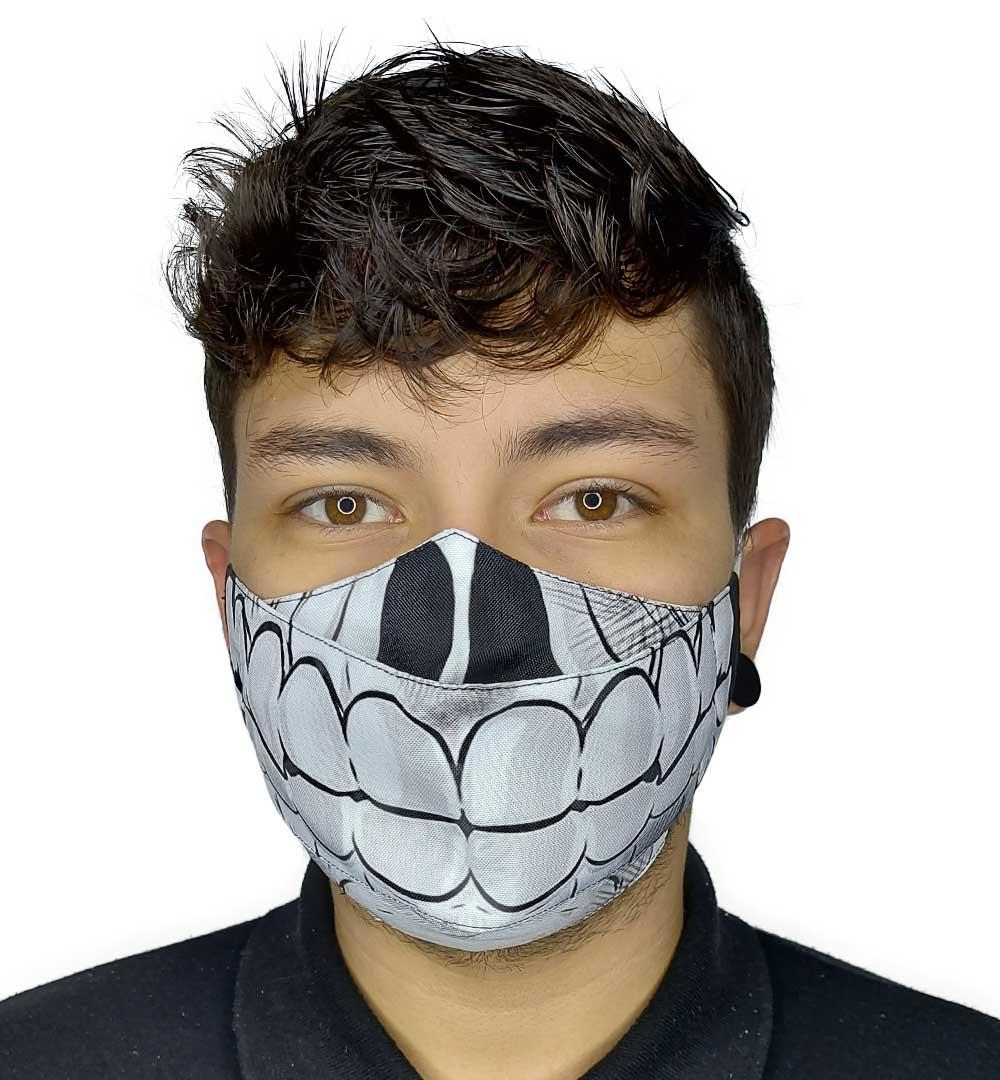 Máscara 3D Caveira III