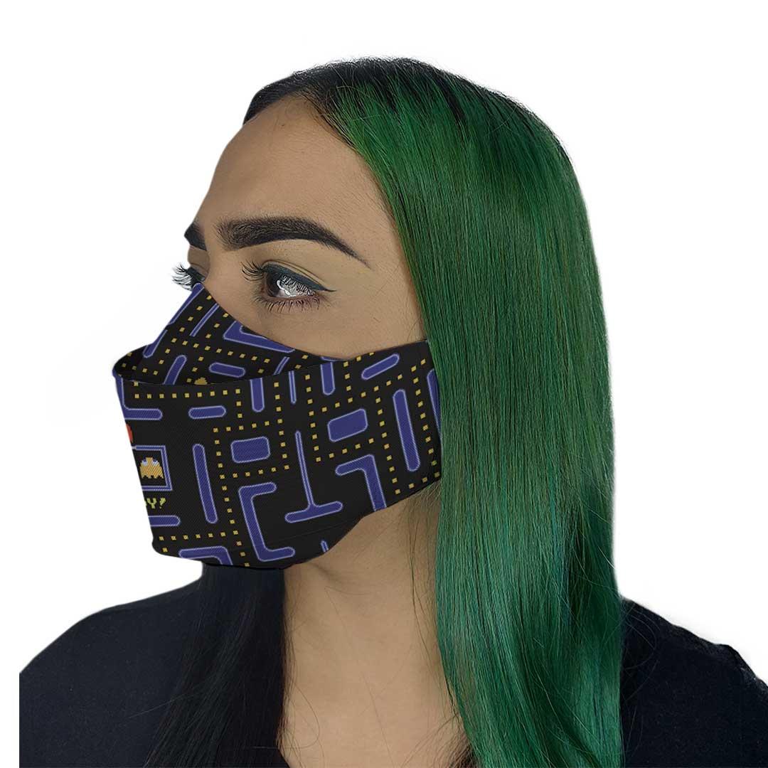 Máscara 3D - Come Come