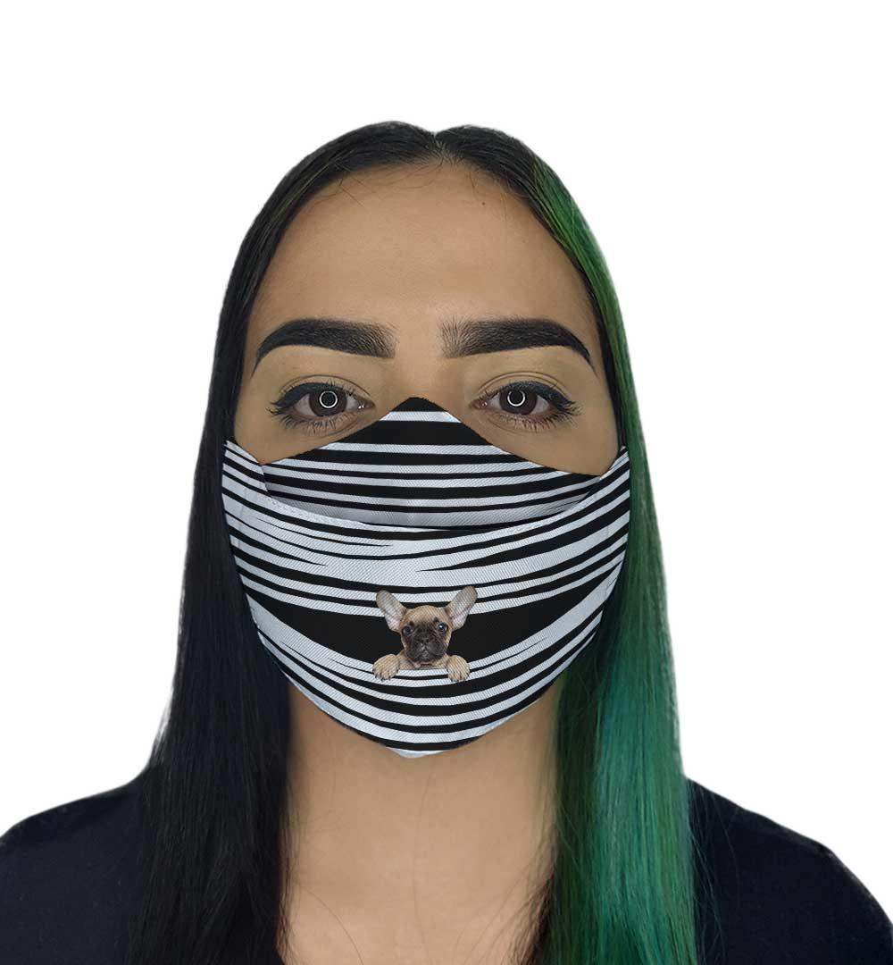 Máscara 3D - Dog II