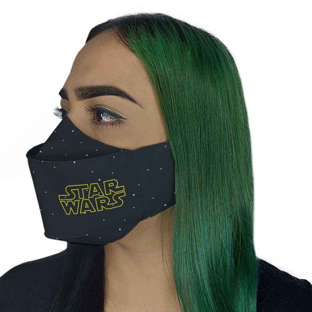 Máscara 3D - Guerra Estelar I