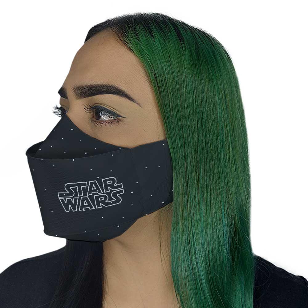 Máscara 3D - Guerra Estelar II