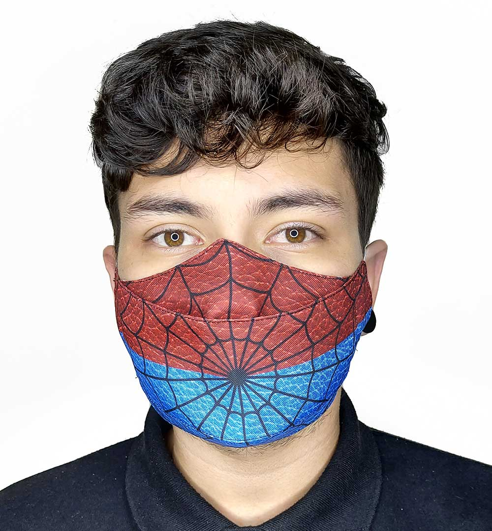 Máscara 3D Divertida II
