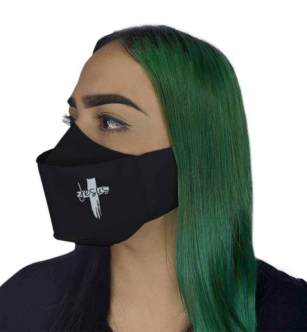 Máscara 3D - Jesus