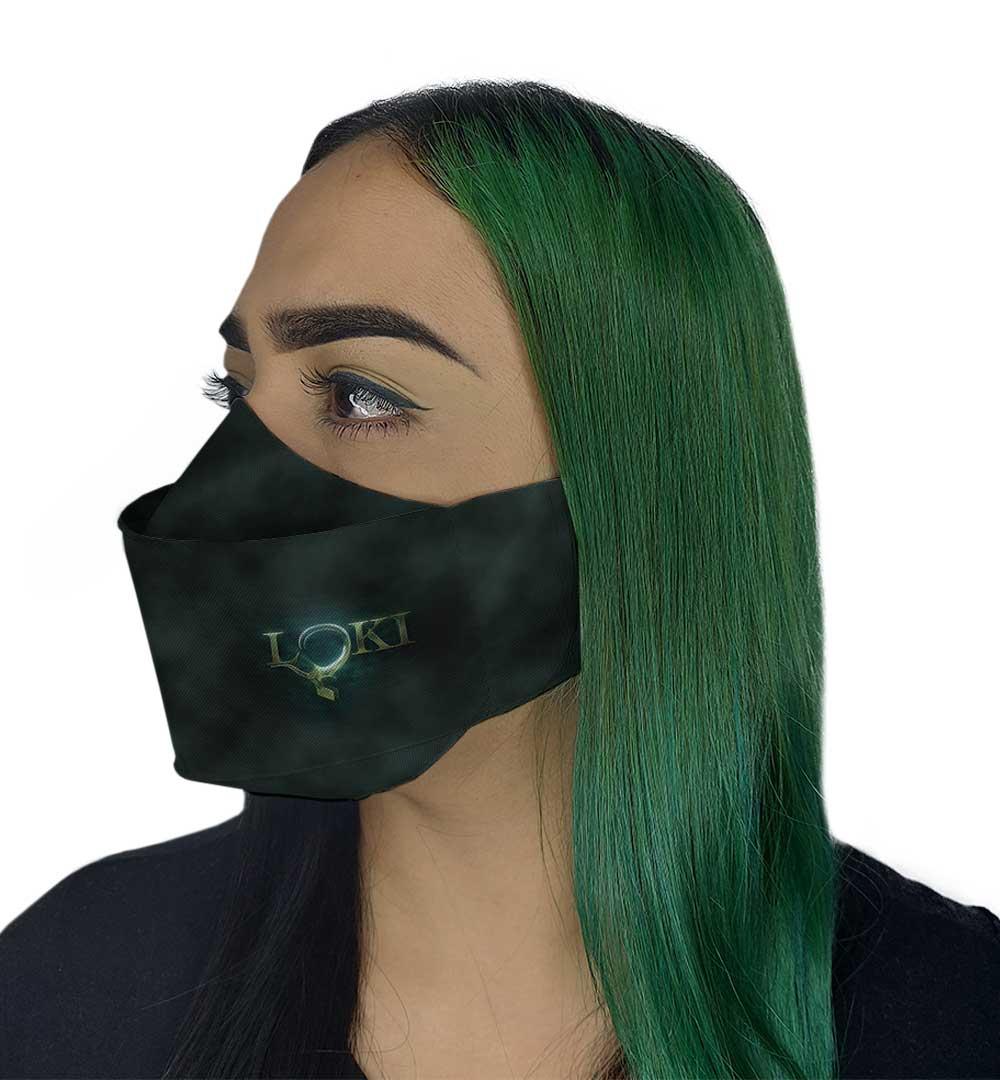 Máscara do Loki