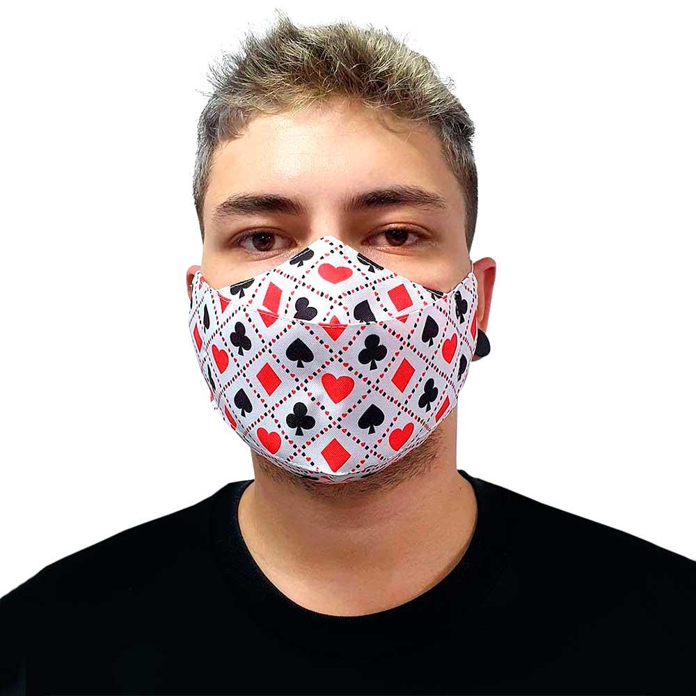 Máscara 3D - Nipes I