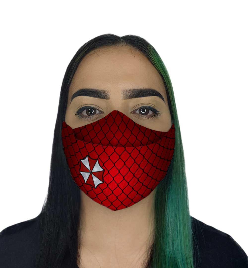 Máscara 3D - Umbrella