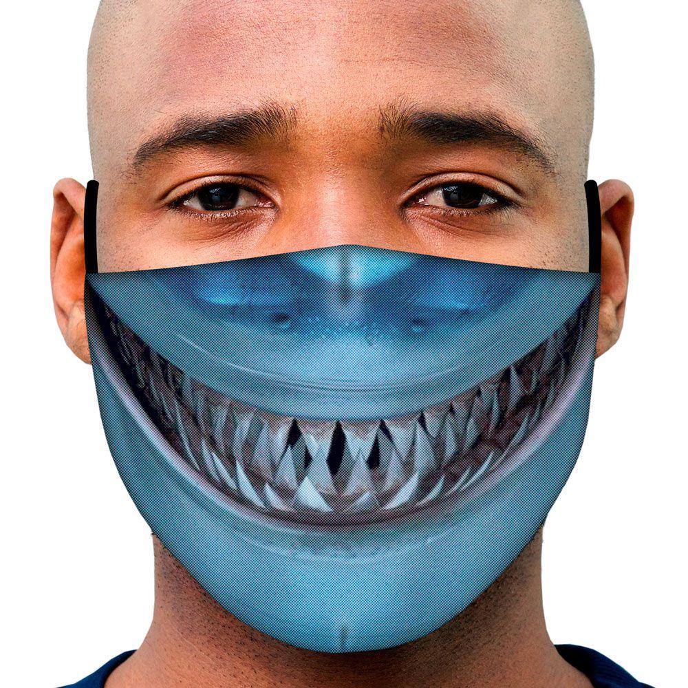Máscara Animais Tubarão II