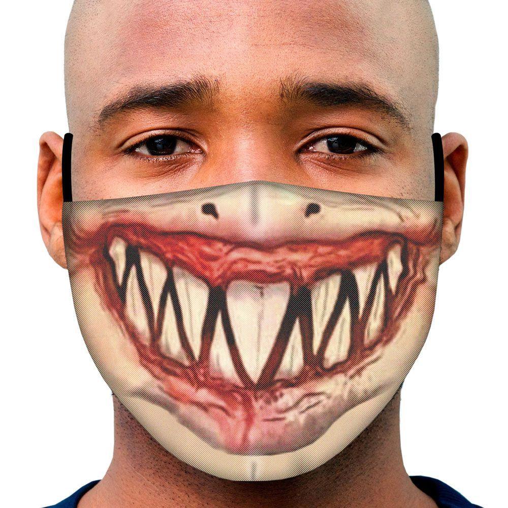 Máscara Animais Tubarão