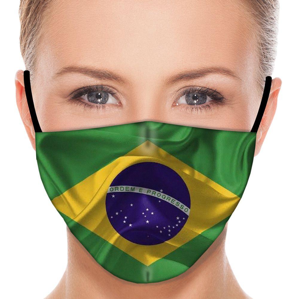 Máscara Brasil II