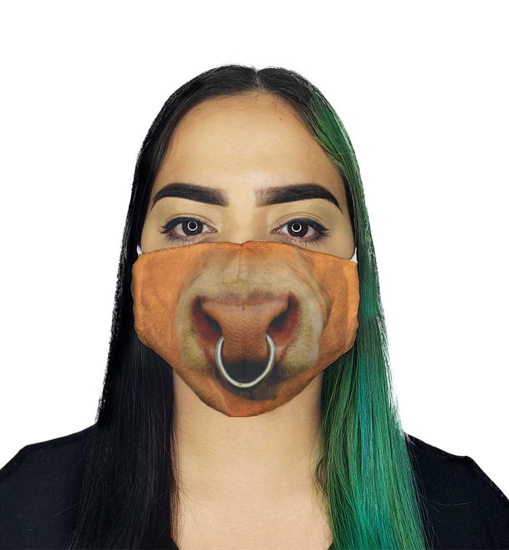 Máscara Boi