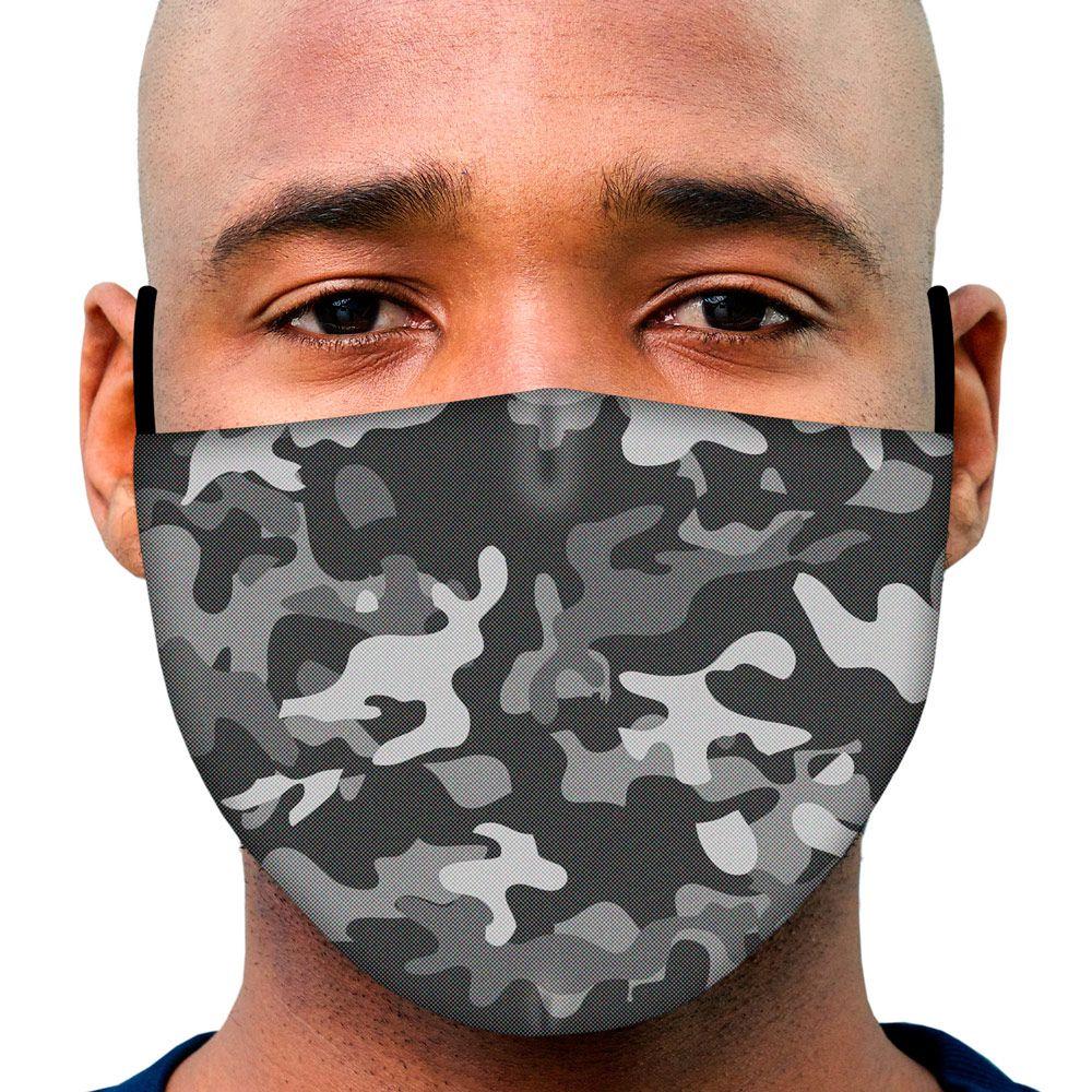 Máscara Camuflado Urbano