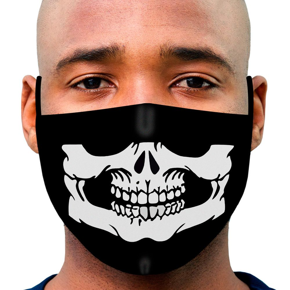 Máscara Caveira II