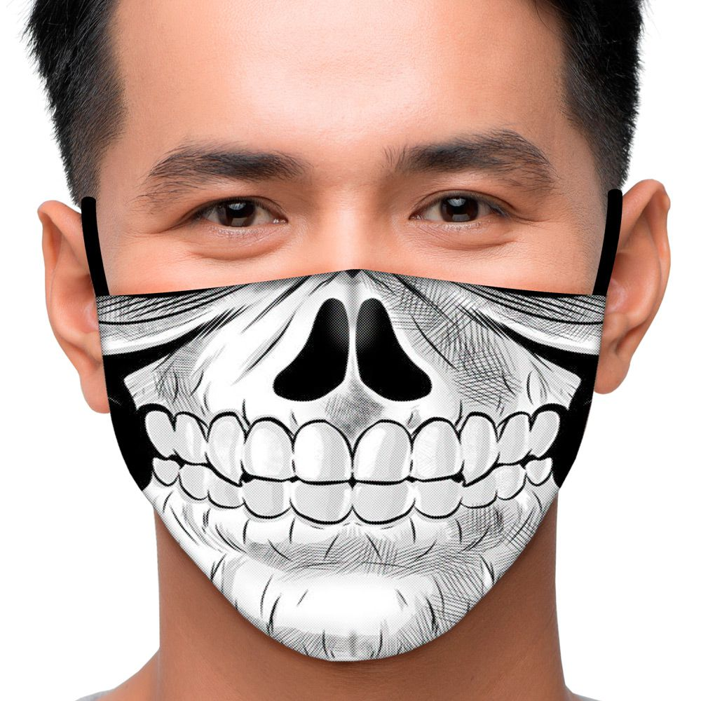 Máscara Caveira
