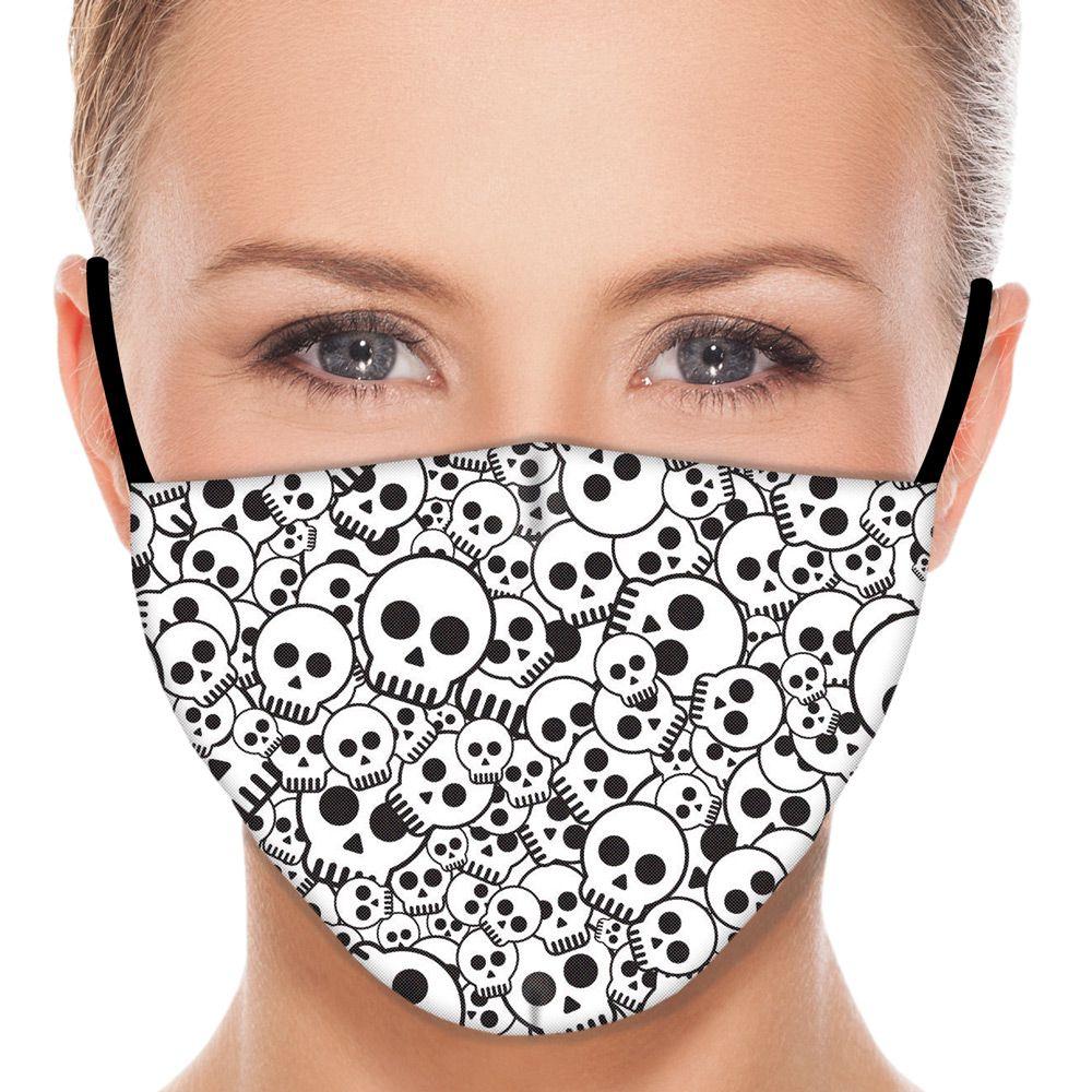 Máscara Caveiras