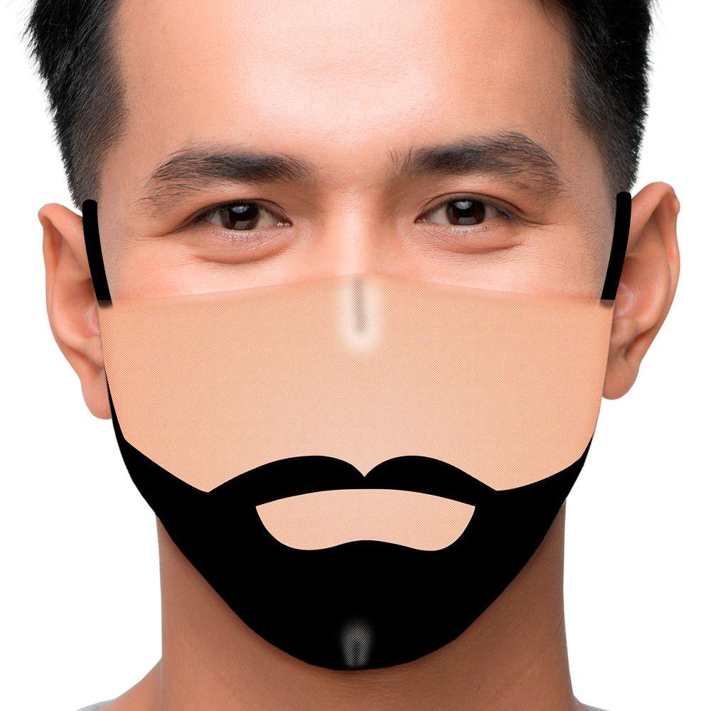 Máscara de Barba