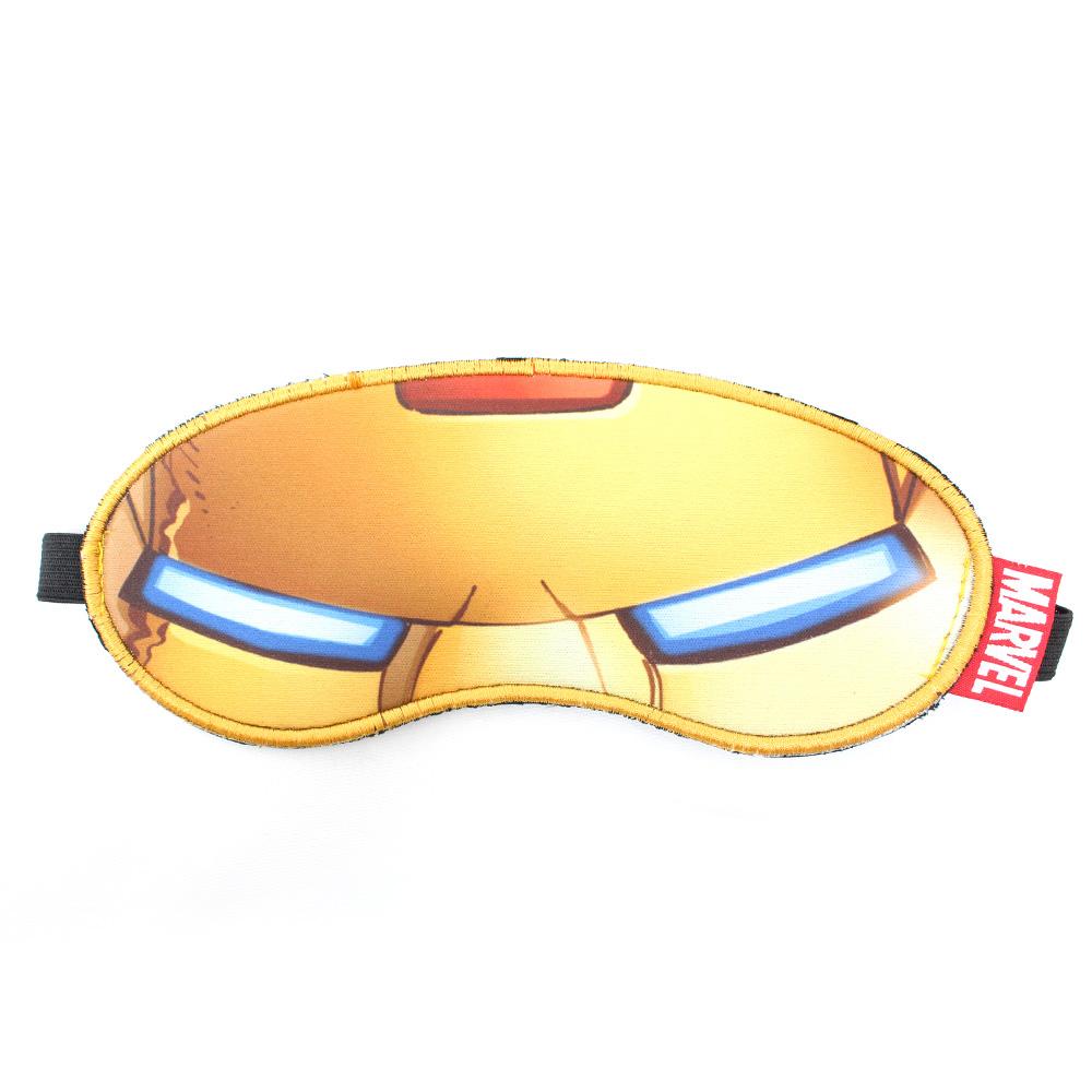 Máscara de Dormir Neoprene - Homem de Ferro