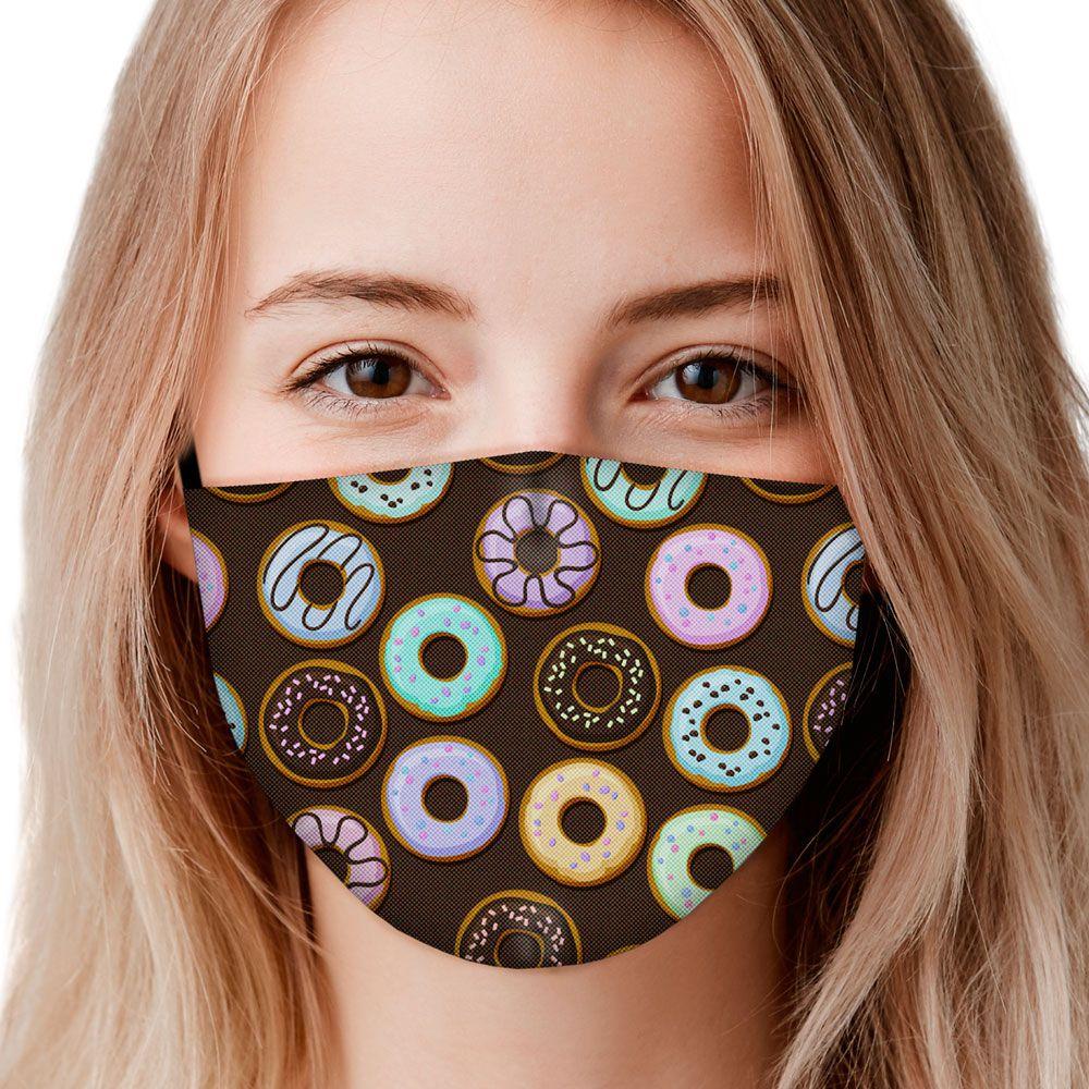 Máscara Donuts