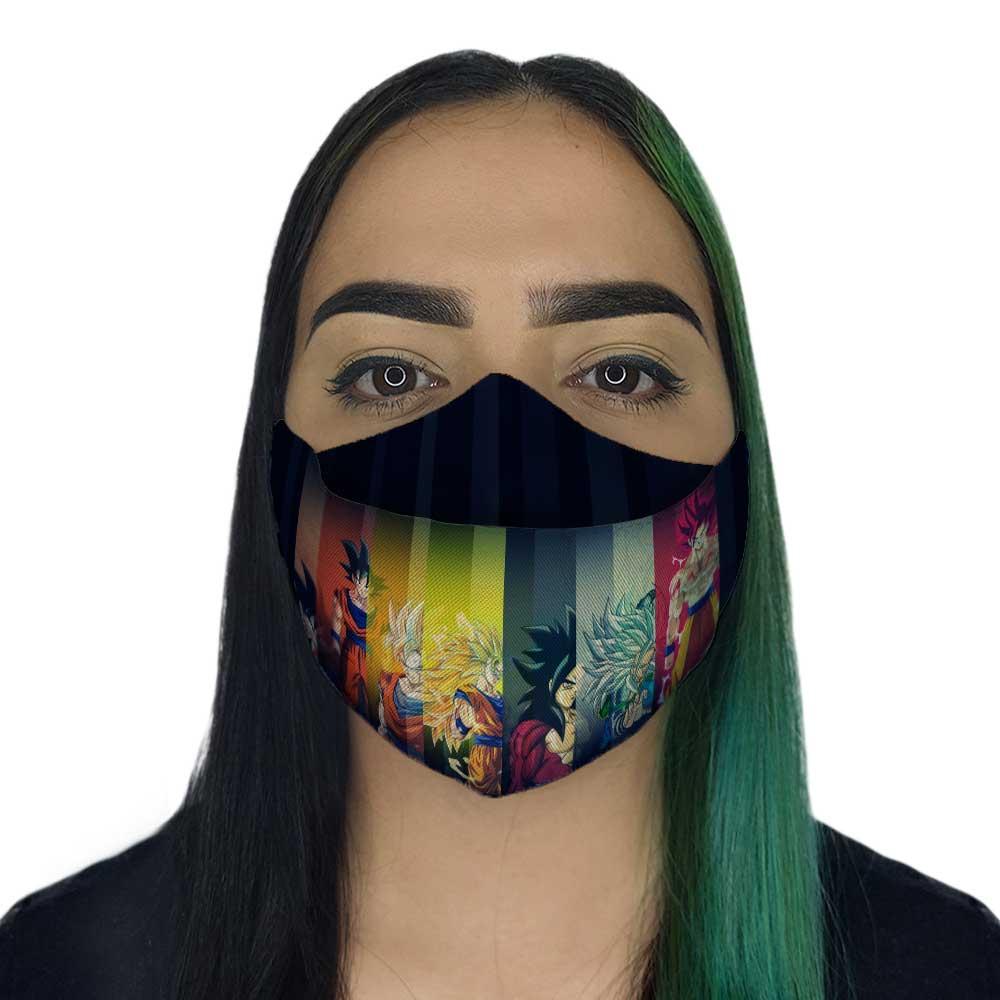 Máscara Dragon Ball