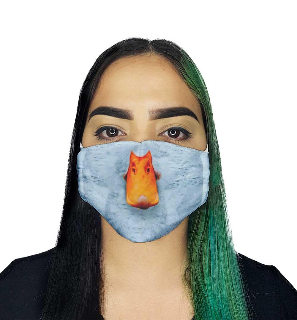 Máscara - Focinho de Pato