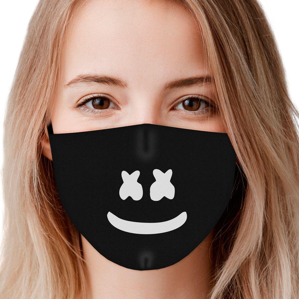 Máscara Sorriso