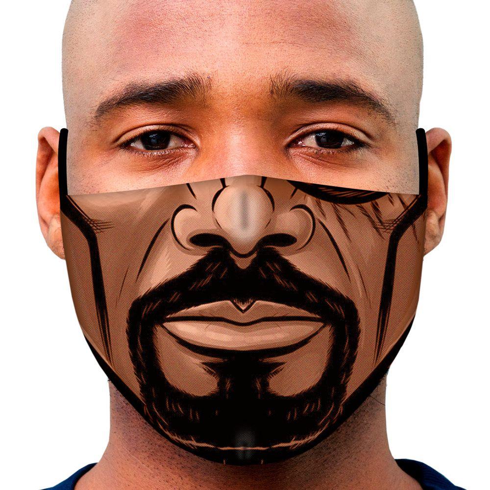 Máscara Nick