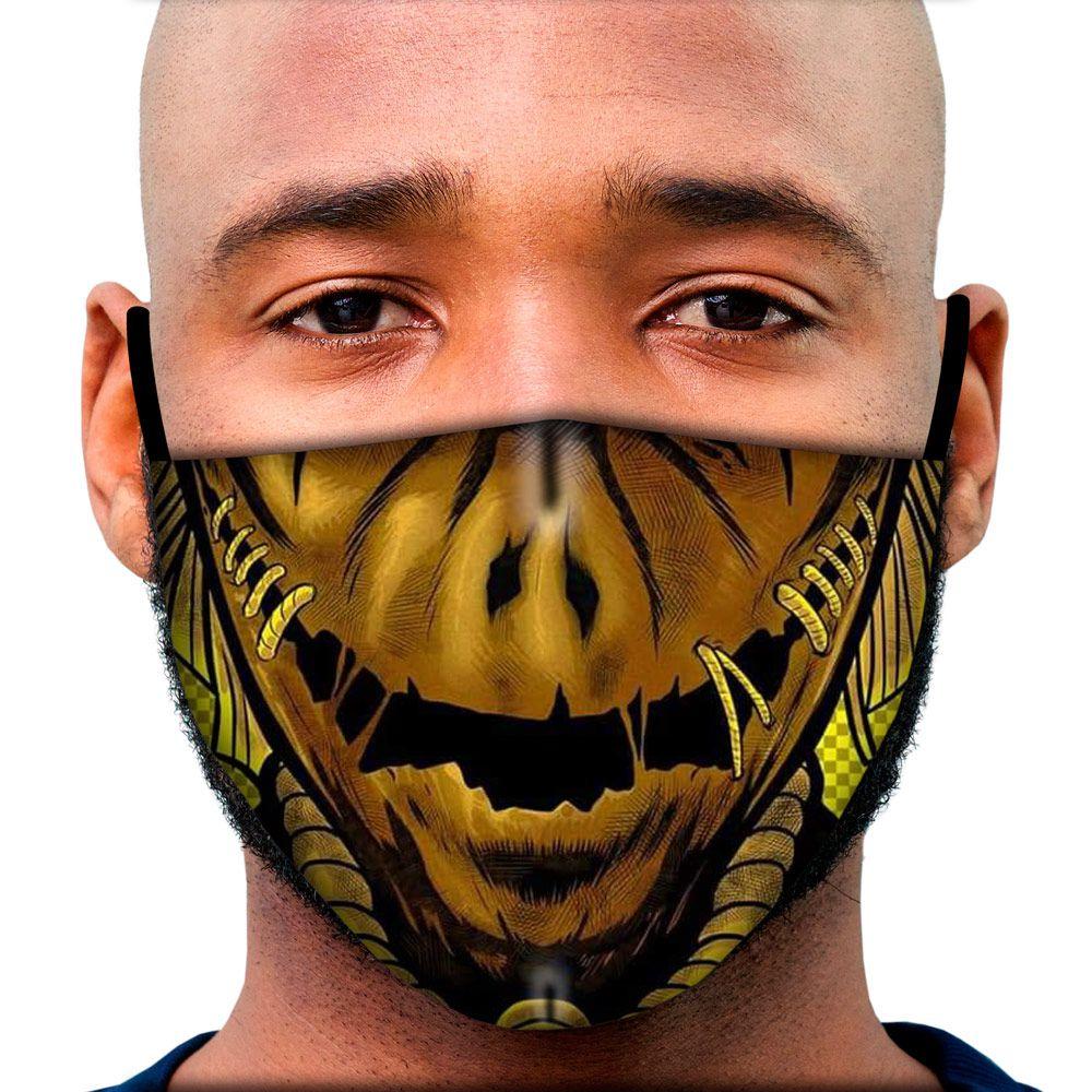 Máscara O Espantalho