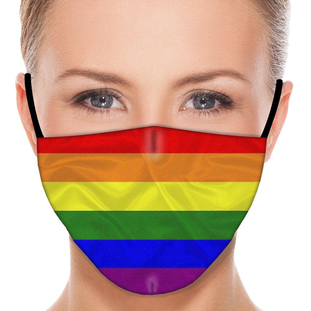 Máscara Orgulho LGBT