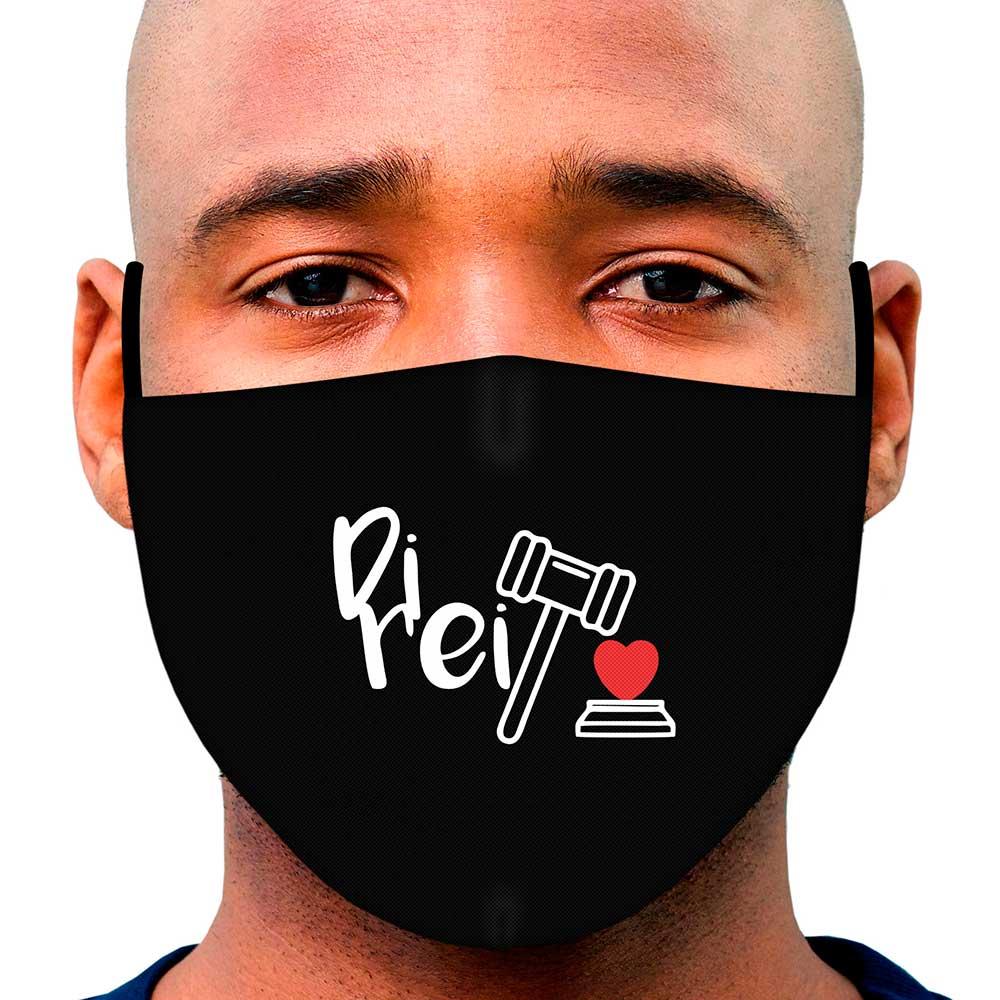 Máscara Profissão Direito