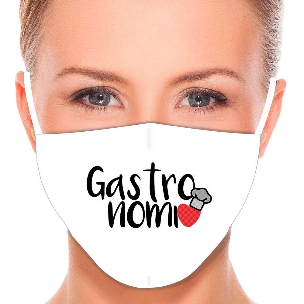 Máscara Profissão Gastronomia