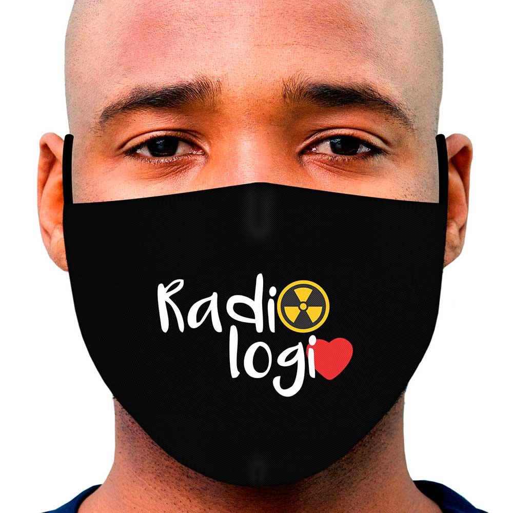 Máscara Profissão Radiologia
