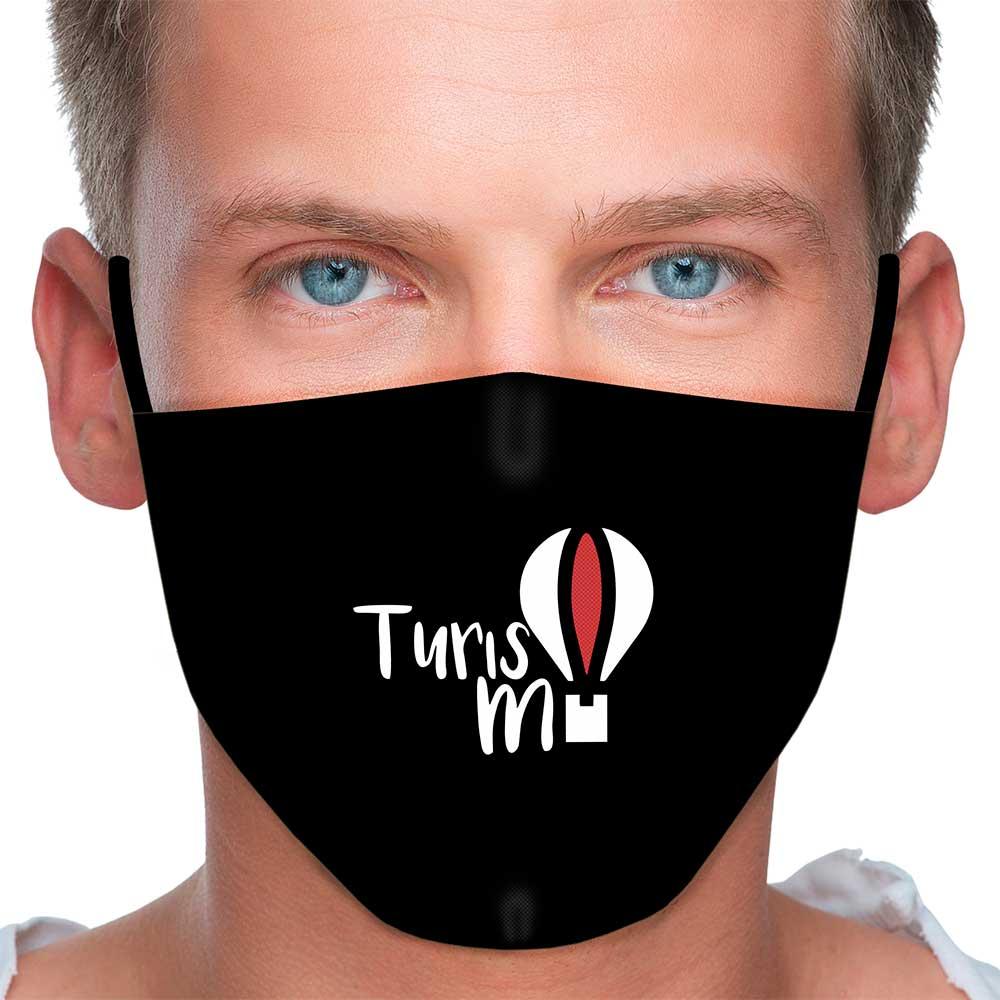 Máscara Profissão Turismo