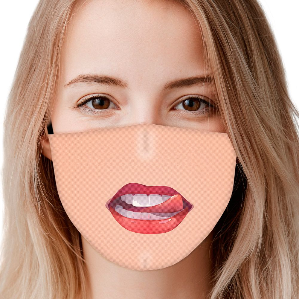 Máscara Sexy Lady II