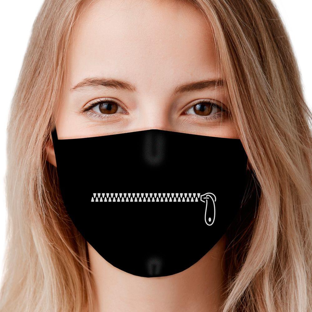 Máscara Ziper