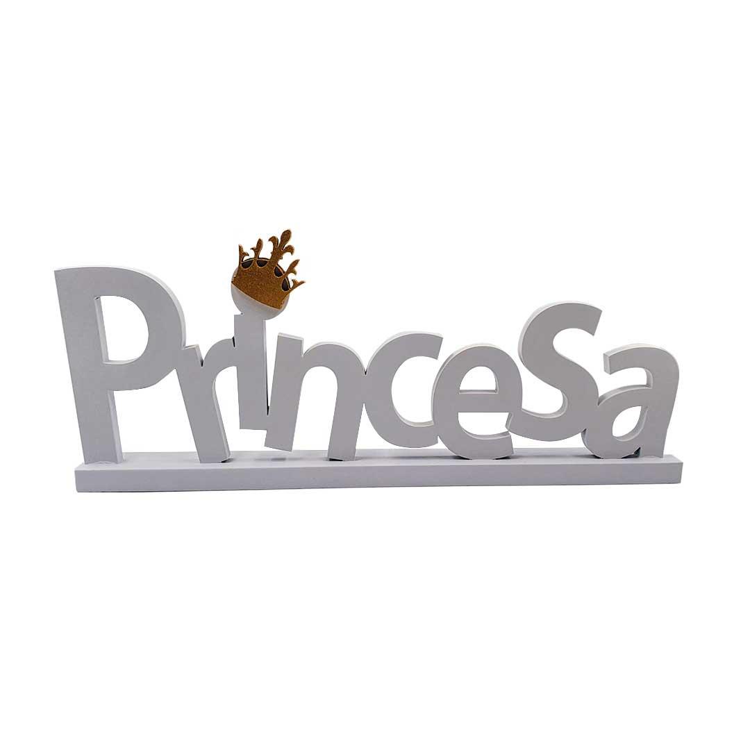 Palavra de Mesa - Princesa
