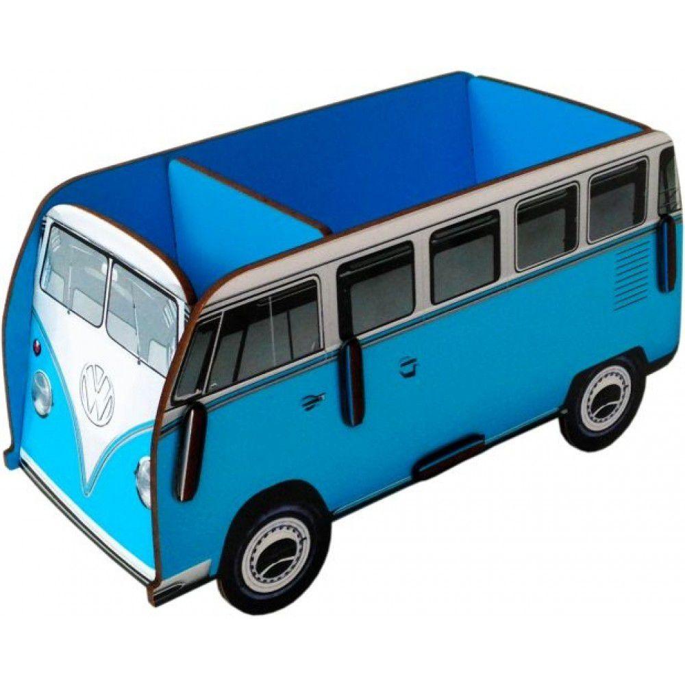 Porta Objetos - Kombi Azul