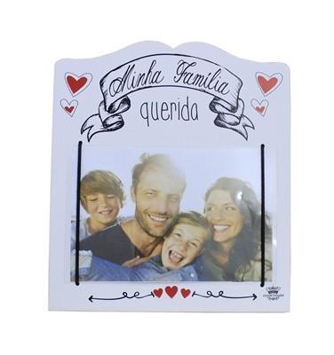 Porta Retrato - Minha Família