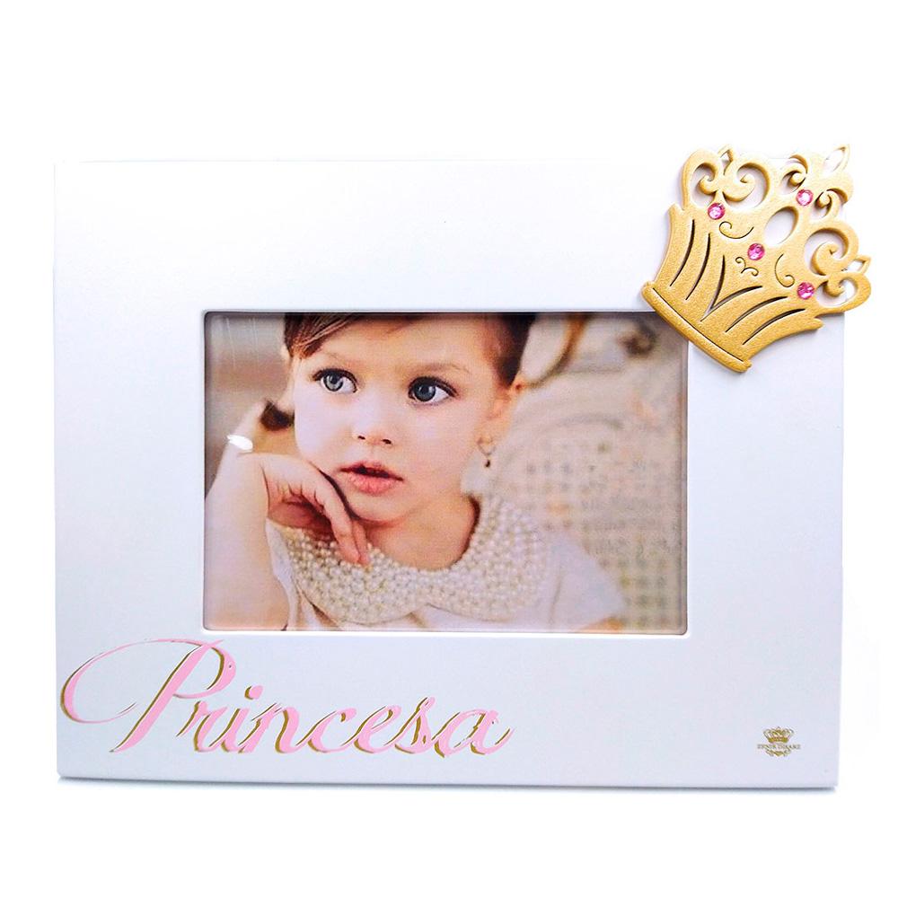 Porta-Retrato Rosa - Princesa