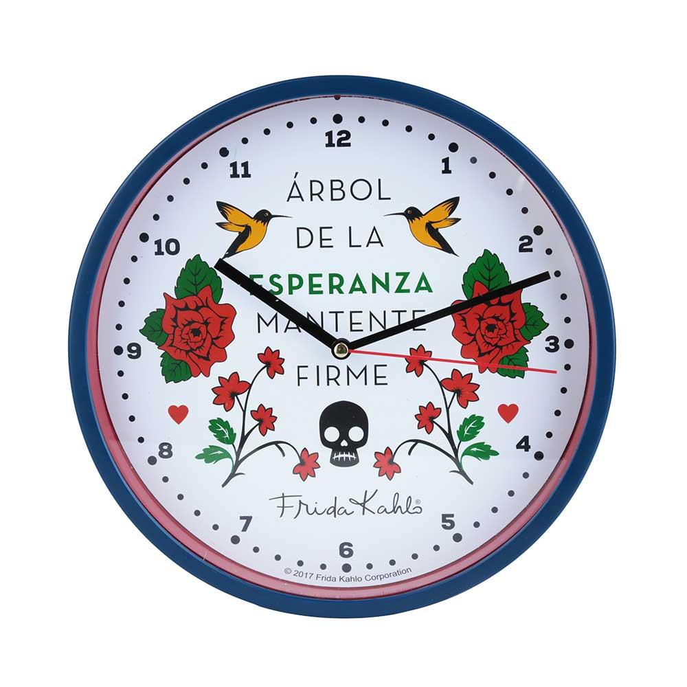 Relógio de Parede - Frida Kahlo Esperanza